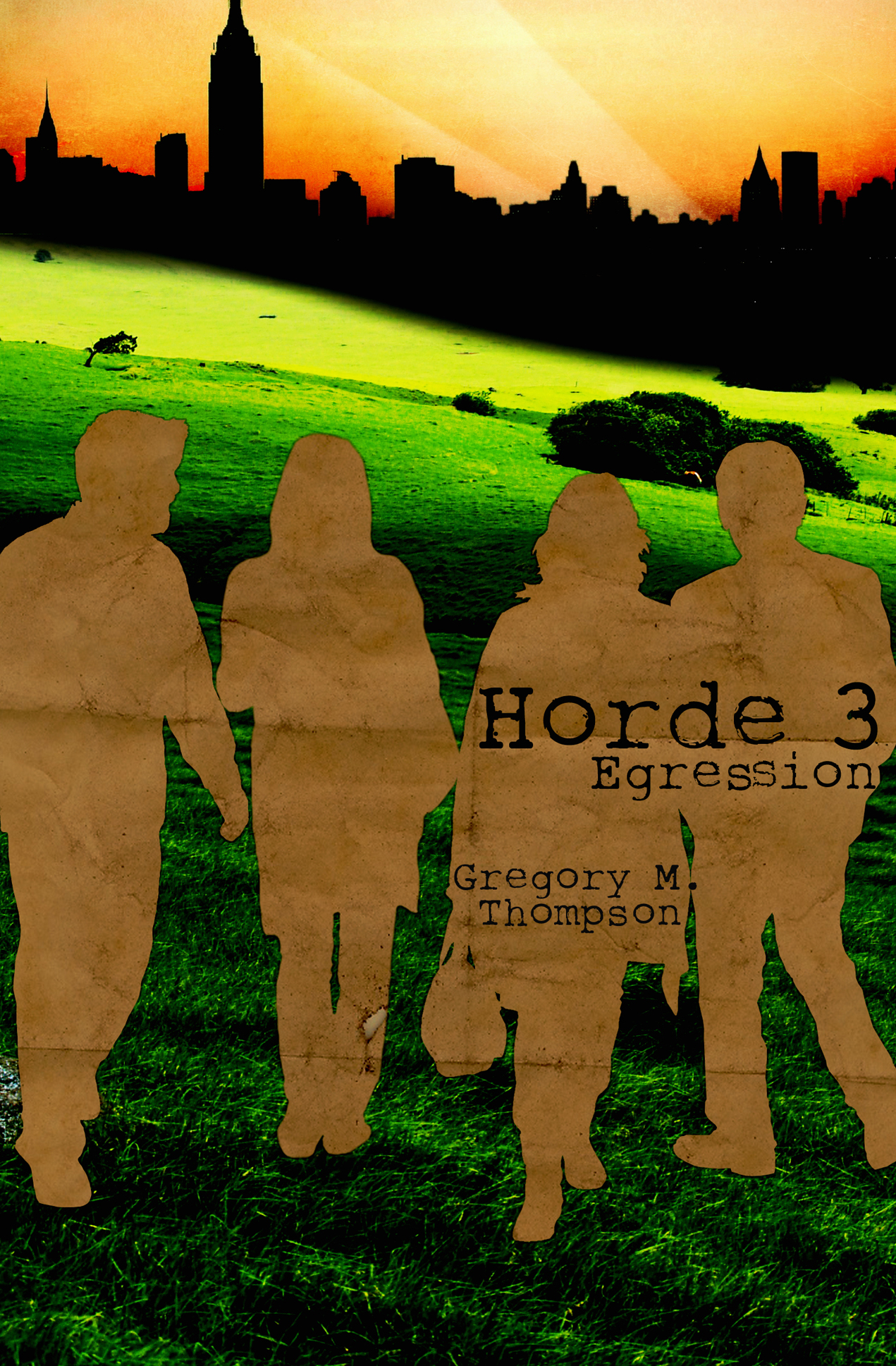 Horde 3: Egression Cover